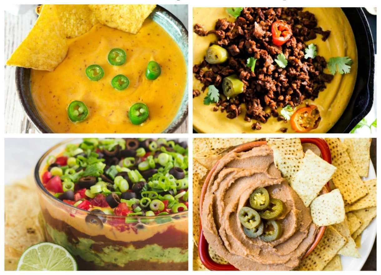 15 Happening Vegan Appetizer Dips For Your Party Snacking Fun! 1