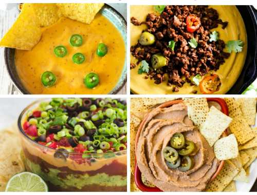 15 Happening Vegan Appetizer Dips For Your Party Snacking Fun! 12