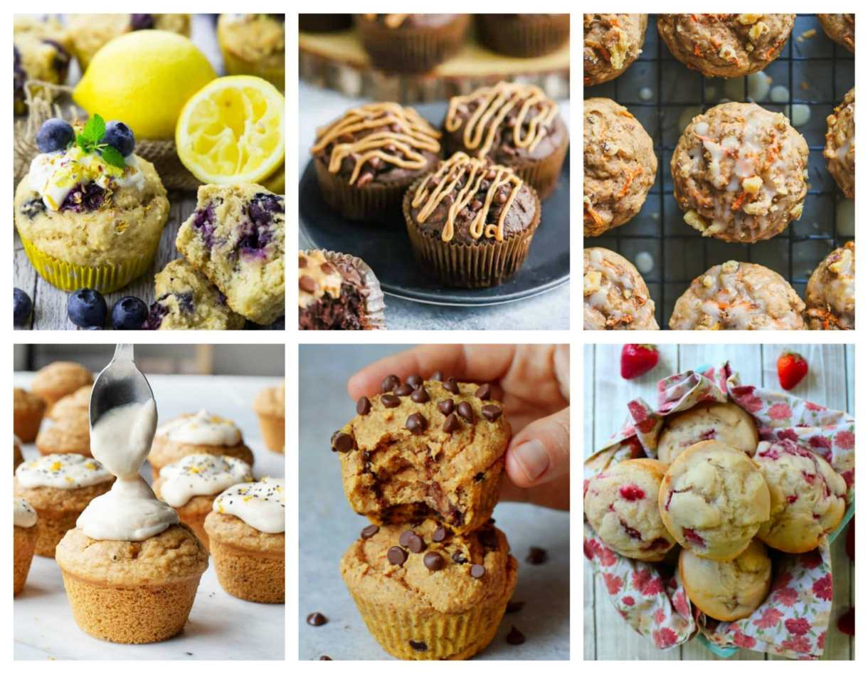 20 Amazing Vegan Muffin Recipes You'll Love 1