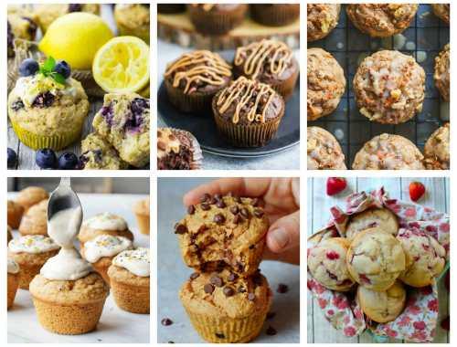 20 Amazing Vegan Muffin Recipes You'll Love 18