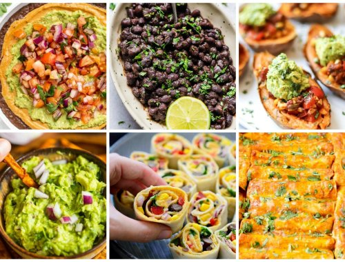 40 Festive Vegan Mexican Party Recipes 2