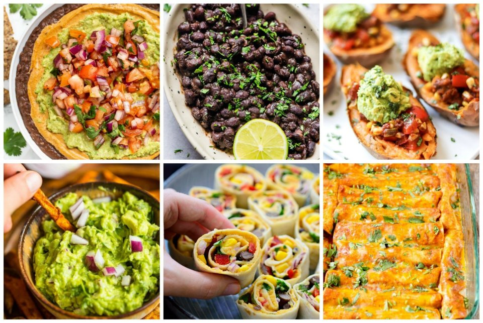 40 Festive Vegan Mexican Party Recipes