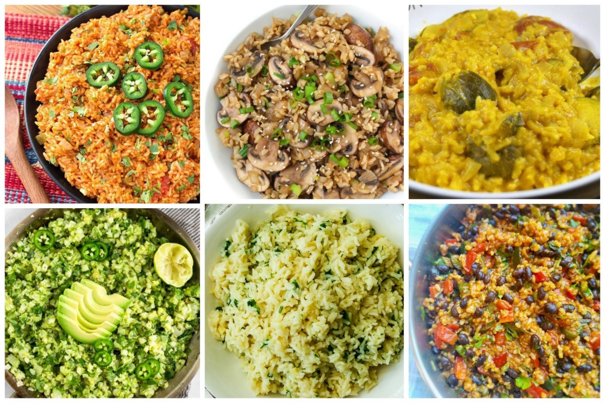 20 Amazing Vegan Rice Recipes That We Love! 1
