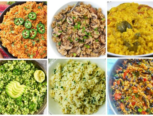 20 Amazing Vegan Rice Recipes That We Love! 1