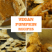 Vegan Pumpkin Recipes