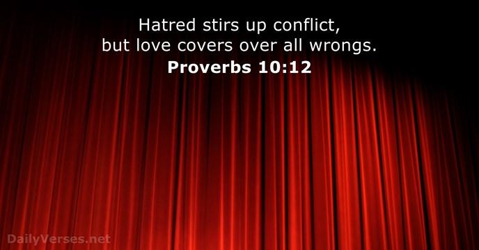 Verses About Love Bible Kjv