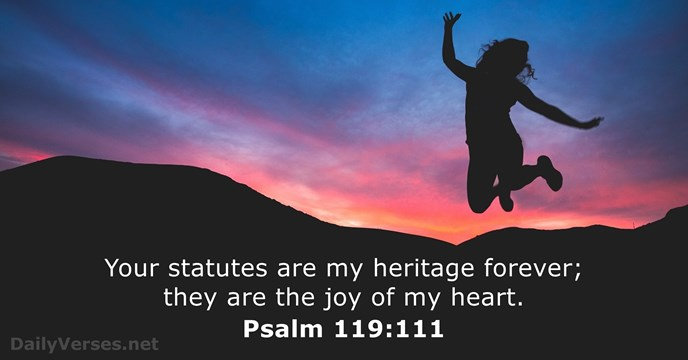 Psalm 119111  Bible verse of the day  DailyVersesnet