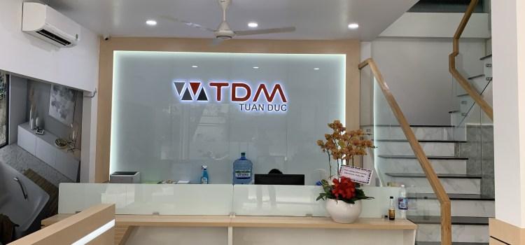 Cửa hàng đại lý bồn cầu Viglacera Tuấn Đức tại Gò Vấp chính hãng