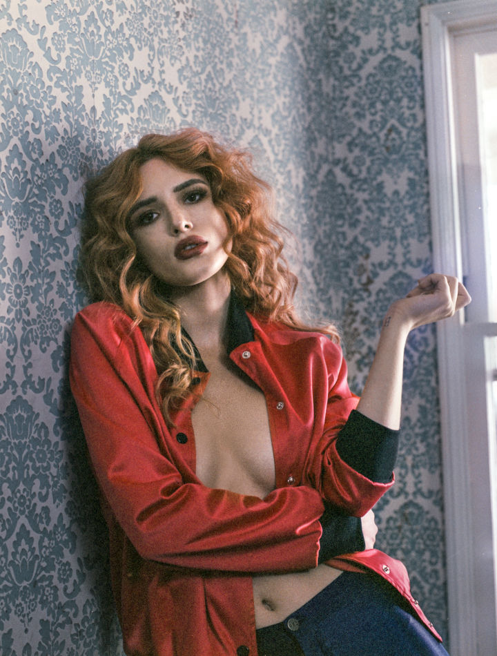 bella thorne, playboy