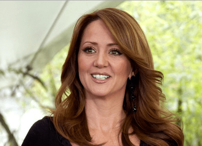 Andrea Legarreta Suffers From The Purple Disease