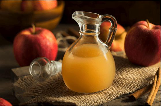 Cuanto puedo bajar de peso con vinagre de manzana