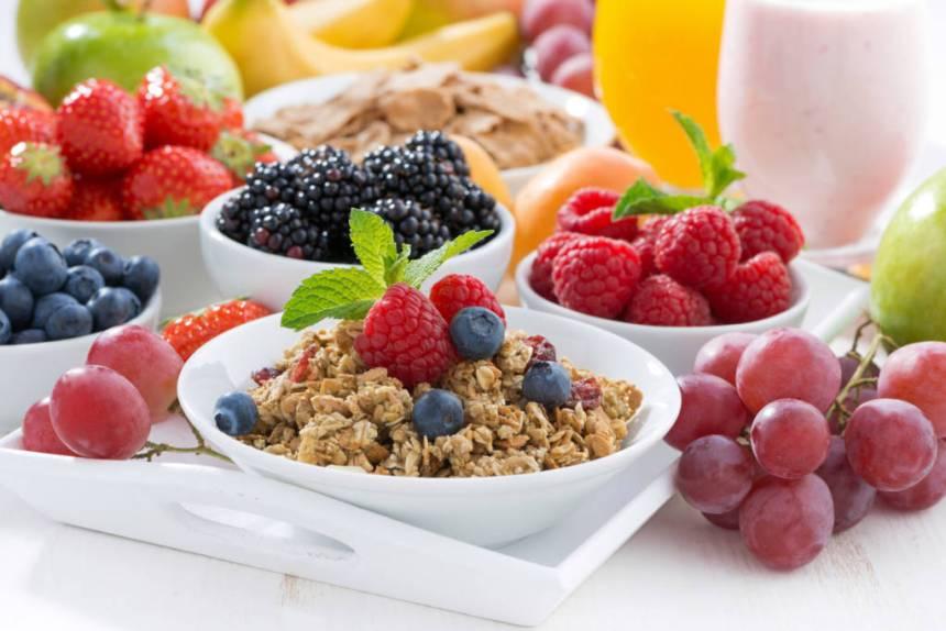 healthy fiber