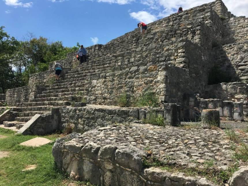 ruins, yucatan, merida
