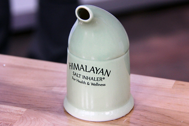 salt inhalor