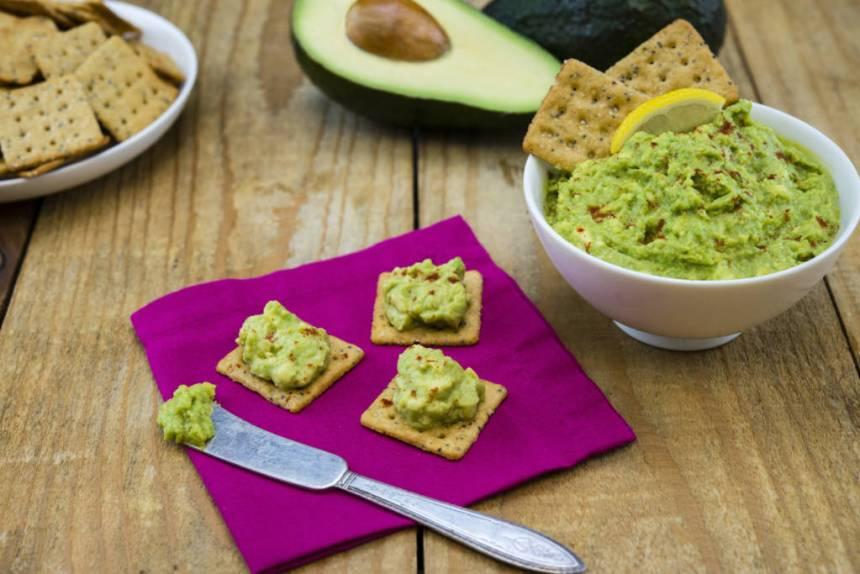 smoky avocado