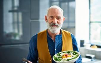 ¿Le gustan los alimentos orgánicos? Sus probabilidades de algunos tipos de cáncer podrían reducirse