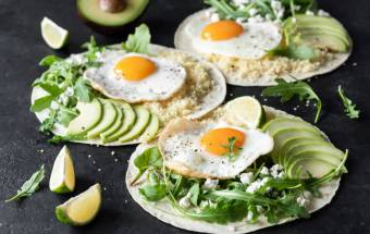 A Healthier Take On Breakfast Sandwiches