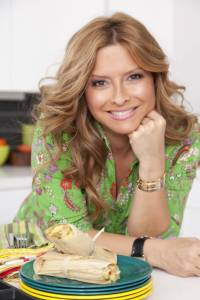 Chef Ingrid Hoffmann
