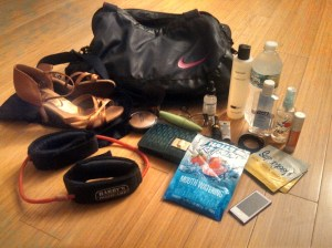 Fitness Bag Contents