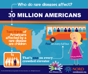 RARE DISEASE DAY, NORD