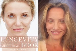 cameron diaz longevity book