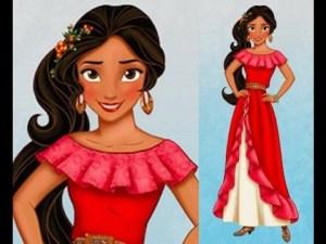 Elena of Avalor, Disney Latina princess