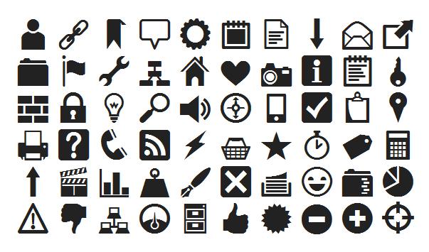 10 darmowych zestaww ikon do uycia na stronie WWW