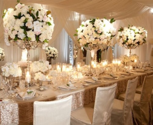 How To Arrange Wedding Flowers Centerpiece: 5 Steps To