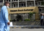 پاکستان اسٹاک مارکیٹ میں تیزی کا رجحان ،کے ایس ای 100انڈیکس میں100پوائنٹس کا اضافہ