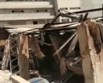 کراچی، فیکٹری کی چھت گرنے سے متعدد افراد زخمی