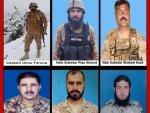 شمالی وزیرستان میں دہشت گردوں کے حملے میں کیپٹن سمیت 6 فوجی شہید
