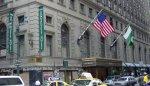 نیویارک کے روز ویلٹ ہوٹل کو بند کرنے کا اعلان