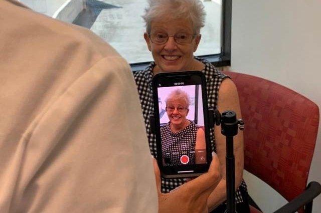 stroke detection app