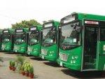 کراچی گرین لائن پروجیکٹ کیلئے مزید 40 بسیں پہنچ گئیں، تعداد 80 ہوگئی