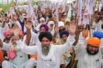 بھارتی وزیراعظم کیخلاف ایک لاکھ کسانوں کا احتجاج، پارلیمنٹ کے گھیراؤ کی تاریخ دیدی