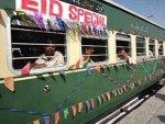 لاک ڈاون اورٹرانسپورٹ کی بندش کے باعث 10 عید اسپیشل ٹرینیں چلانے کا فیصلہ