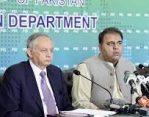 دبئی ایکسپو میں پاکستان کو ایک برانڈ کے طور پر پیش کریں گے۔فواد چوہدری