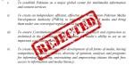 پاکستان میڈیا ڈویلپمنٹ اتھارٹی آرڈیننس کو یکسر مسترد