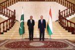 پاک تاجک وزرائے خارجہ کی ملاقات، افغانستان کی بدلتی صورتحال پر تبادلہ خیال