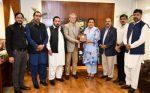 مراکش کے ساتھ تعاون بڑھا کر پاکستان شمالی افریقی ممالک کے ساتھ برآمدات  بڑھا سکتے ہیں ۔ حامد اصغر خان