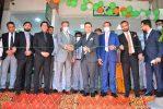 آئی سی سی آئی کے صدر نے آئی ٹین مرکز میں بینک آف خیبر کی راست اسلامک بینکنگ برانچ کا افتتاح کیا