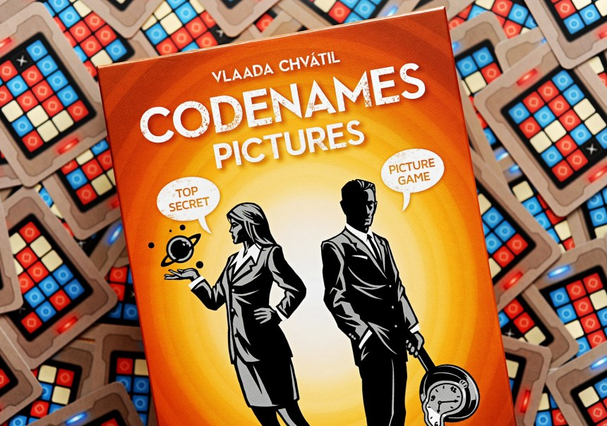 Image result for codenames pictures
