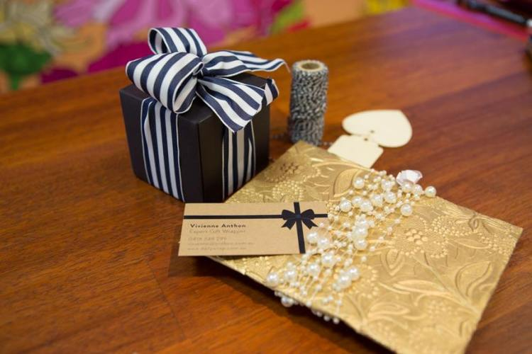 Gift Wrapped Packages