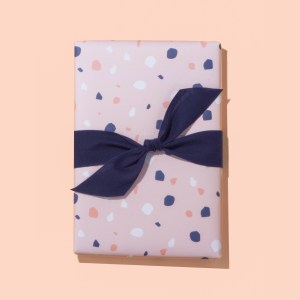Terrazzo Wrapping Paper