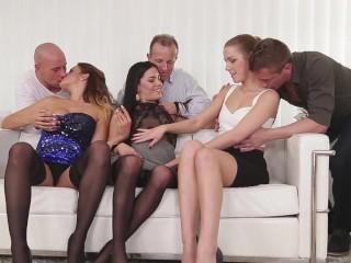 Porn video free college bang bus