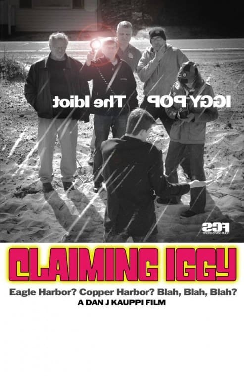 "The poster for ""Claiming Iggy."""