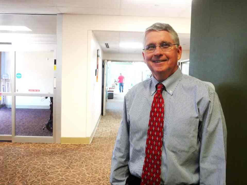 Alvin Hoover is CEO of King's Daughters Medical Center in Brookhaven, Mississippi.