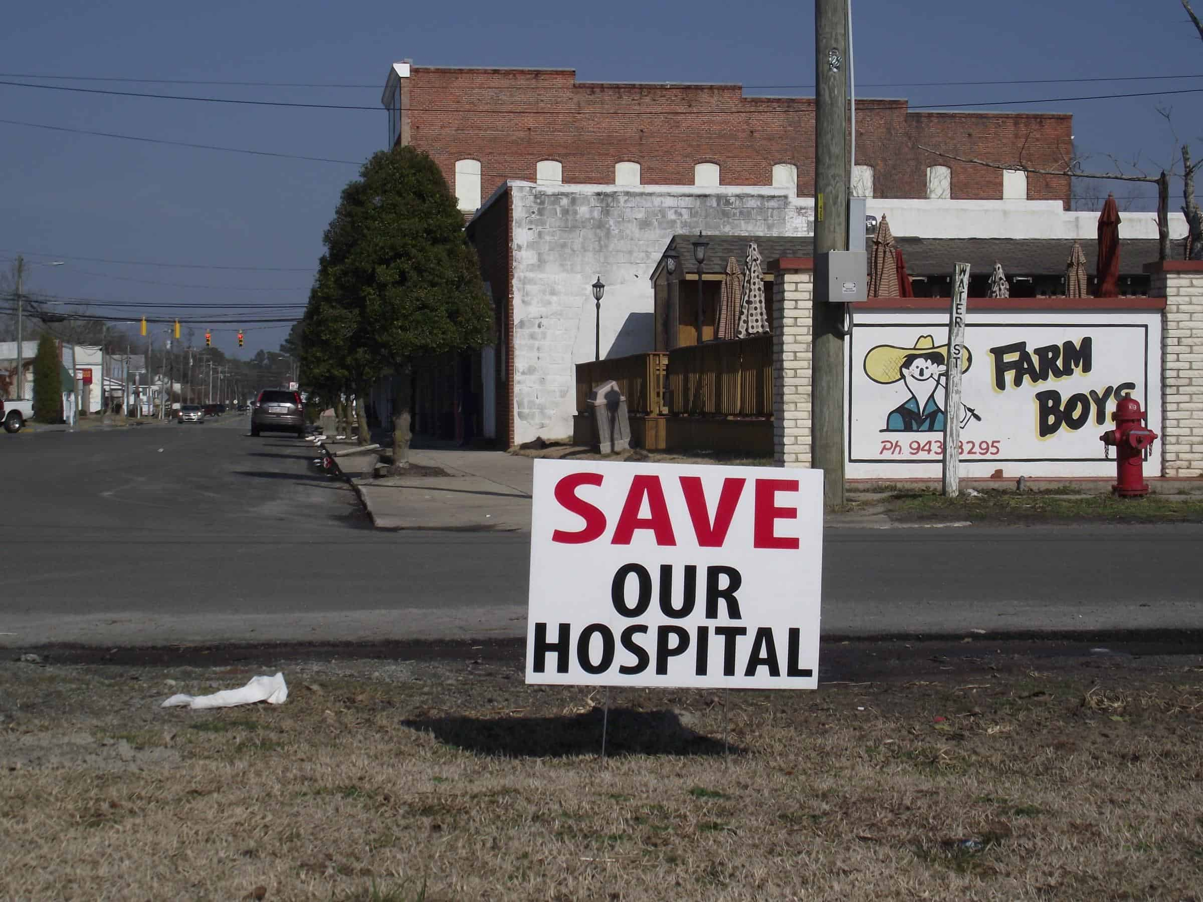 Rural Hospital Closures Hit Poor, Minority Communities Hardest ...