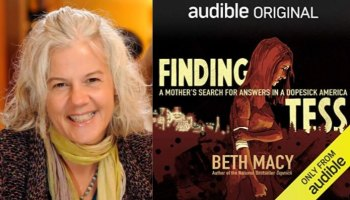 Beth Macy, Author of Finding Tess
