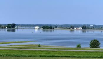 Missouri River flooding 2019